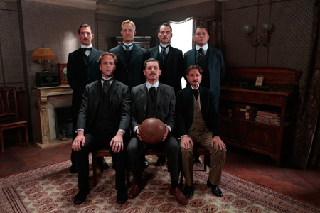 Кадр из фильма Лига мечты
