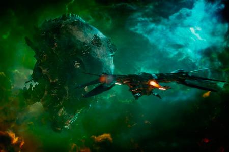 Кадр из фильма Стражи Галактики
