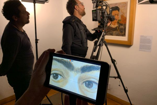 Кадр из фильма #АртЛекторийВКино: Фрида Кало