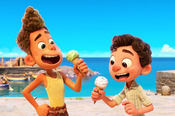 Кадр из фильма Лука