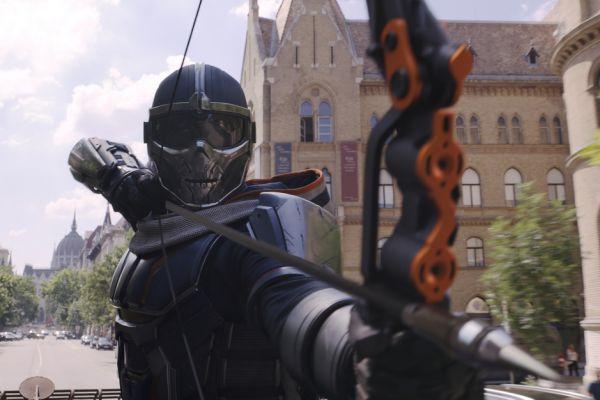 Кадр из фильма Черная вдова