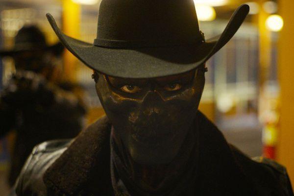 Кадр из фильма Судная ночь навсегда