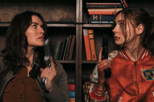 Кадр из фильма Пороховой коктейль