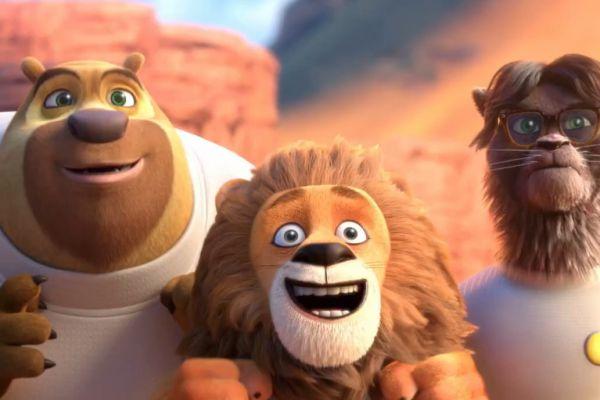 Кадр из фильма Тайна парка развлечений