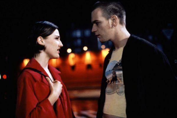 Кадр из фильма На игле