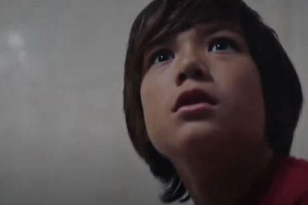 Кадр из фильма Заклинание Джинна