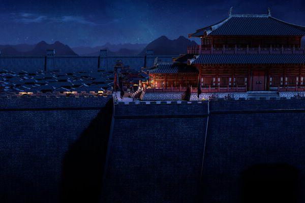 Кадр из фильма Мулан. Новая легенда