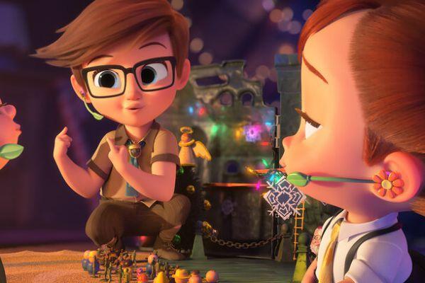 Кадр из фильма Босс-молокосос 2