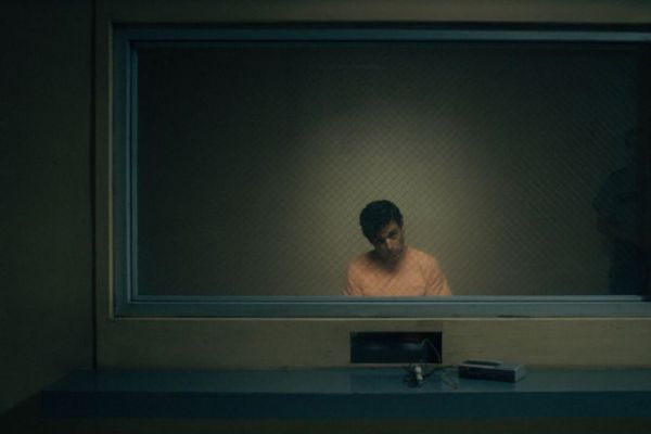 Кадр из фильма Охотник за разумом. Схватка