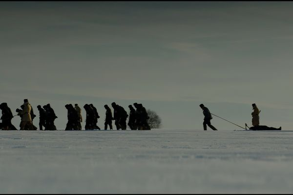 Кадр из фильма Иван Денисович