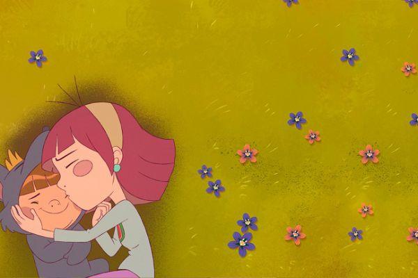 Кадр из фильма Маски для Николаса