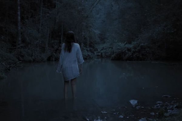 Кадр из фильма Последняя из нас
