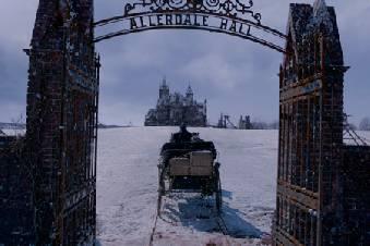Кадр из фильма Багровый пик
