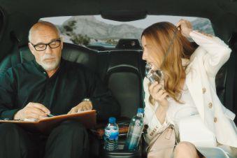 Кадр из фильма Голос любви