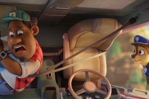 Кадр из фильма Щенячий патруль в кино