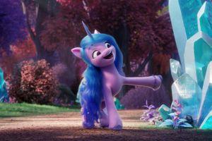 Кадр из фильма My Little Pony: новое поколение