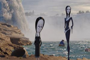 Кадр из фильма Семейка Аддамс: Горящий тур